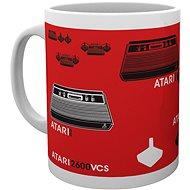 Atari hrnček - range