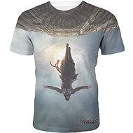 Assassin's Creed Leap Of Faith T-Shirt - M - Tričko