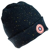Captain America Beanie With Logo