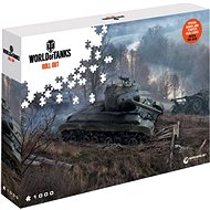 World of Tanks puzzle – Na postriežke - Puzzle