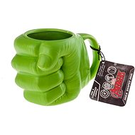 Marvel Hulk Shaped Mug - Hrnček