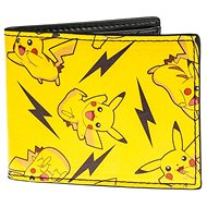 Pokémon All Over Pikachu Bifold Wallet - Peňaženka