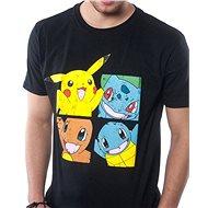 Pokémon Frontprint T-Shirt – XL - Tričko