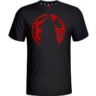 Star Wars Vader Red Puff T-Shirt – S - Tričko