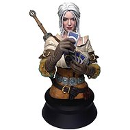 The Witcher 3: The Wild Hunt  – Bust Ciri ver. Gwent Ltd Ed - Figúrka