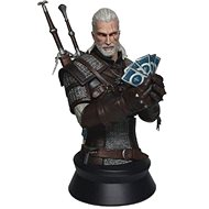 The Witcher 3: Wild Hunt – Bust Geralt ver. Gwent Ltd Ed - Figúrka