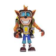 Crash Bandicoot – Crash with Jetpack Deluxe Action - Figúrka