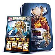Scratch Wars - Starter Bio/tech + speciální karta Esterminátorky - Kartová hra