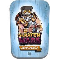 Scratch Wars – Starter Zepplandia - Kartová hra