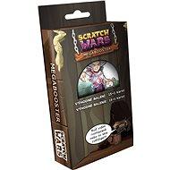 Scratch Wars – Megabooster - Kartová hra