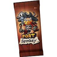 Scratch Wars – Booster Spinbay - Kartová hra