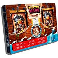 Scratch Wars – Darčekové balenie Spinbay - Kartová hra