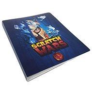 Scratch Wars – Album na karty hrdinov A5 - Príslušenstvo