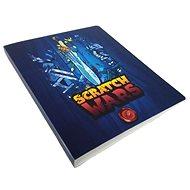 Scratch Wars – Album na karty zbraní A5 - Zberateľský album