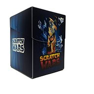 Scratch Wars – Card Deck - Krabička