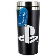 PlayStation – cestovný hrnček s logom PS
