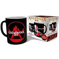 God of War – kratos heat mug - Termohrnček
