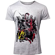 Marvel Avengers: Infinity War Hrdinovia - Tričko