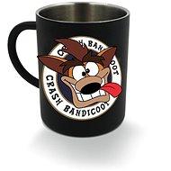Crash Bandicoot – kovový hrnček