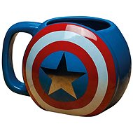 Captain America Shield Mug - Hrnček
