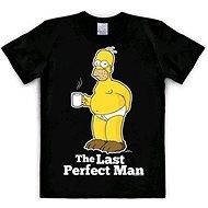 The Simpsons – The Last Perfect Man, tričko - Tričko
