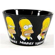 The Simpsons: Homerov týždeň – miska - Miska