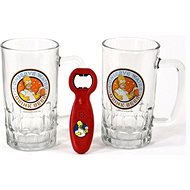 The Simpsons – 2 × pivný pohár - Poháre