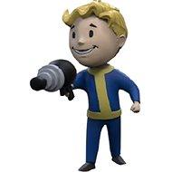Fallout Vault Boy 3D – Energy Weapon – kľúčenka - Kľúčenka