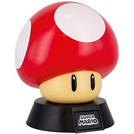 NINTENDO – 3D Lamp Super Mario Power-Up - Svetlo