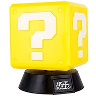 NINTENDO – 3D Lamp Super Mario Question Block - Svetlo