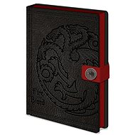Throne Game - Targaryen - Notebook - Notebook