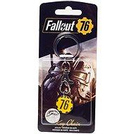 Fallout 76 Trolley kľúčenka - Kľúčenka
