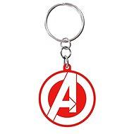 MARVEL Avengers logo – kľúčenka - Kľúčenka