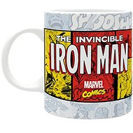 MARVEL Iron Man Vintage – Hrnček - Hrnček