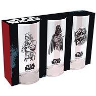Star Wars – 3× poháre - Poháre na studené nápoje