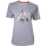 Assassin's Creed Odyssey Embossed Logo tričko
