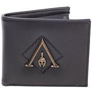 Assassin's Creed Odyssey Metal Logo – peňaženka - Peňaženka