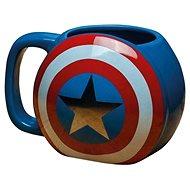 Marvel Captain America 3D – hrnček - Hrnček