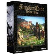 Kingdom Come: Deliverance – Sázavský kláštor - Puzzle