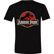 Jurassic Park Logo tričko M