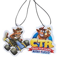 Crash Team Racing Nitro-Fueled - vůně do auta - Osviežovač vzduchu