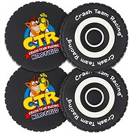 Crash Team Racing Tyre - podtácek - Podložka