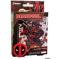 Deadpool Comic Book – hracie karty
