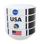 NASA Shuttle Stackable Set – misky 4ks - Set
