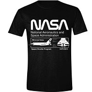 NASA Space Shuttle Program - tričko