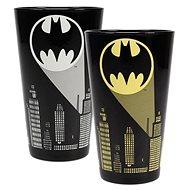 DC Comics Bat Signal - proměňovací sklednice - Poháre na studené nápoje
