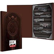 Doom Pin Badge Set – odznak - Prívesok