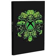 Xbox Light Up Notebook – zápisník - Zápisník