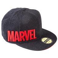 Marvel Logo - kšiltovka - Šiltovka