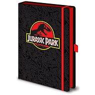 Jurassic Park Classic Logo - zápisník - Zápisník